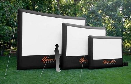 screen rental great