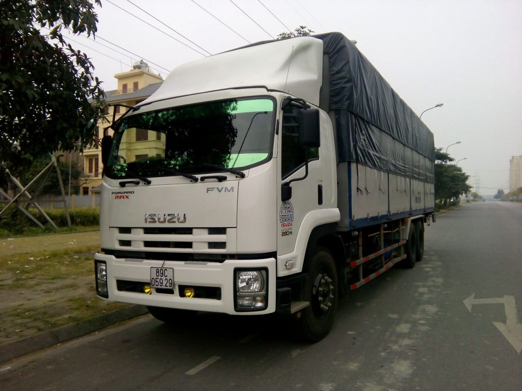 Hyundai Truck Power